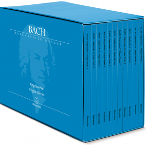 Bach Complete Organ Works