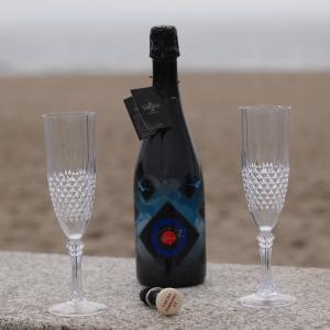 Iconic wine bottle stopper No 6: Contra Bombarde 32′